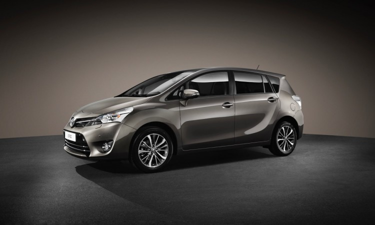 Toyota Verso (2016): Bilder, Preise und Technische Daten