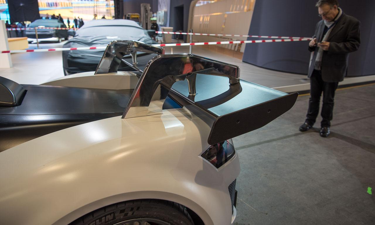 Autosalon Genf 2016 Preview 36 - Autosalon Genf 2016: Das sind die ersten Bilder und Eindrücke