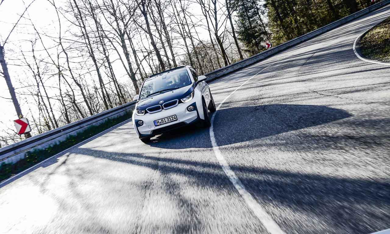 BMW i3 BMW BMW i BMW Elektroauto Elektroauto Elektromobilitaet Elektrosportwagen 2 - Vor der Linse: BMW i3, die Misere der E-Mobilität und der Schwindel beim Feinstaub-Alarm