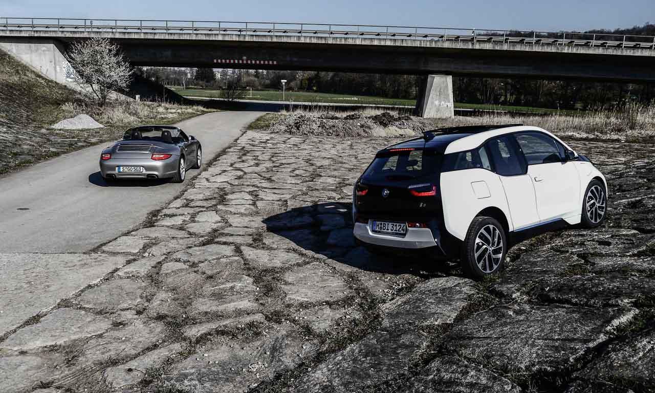 BMW i3 BMW BMW i BMW Elektroauto Elektroauto Elektromobilitaet Elektrosportwagen 4 - Vor der Linse: BMW i3, die Misere der E-Mobilität und der Schwindel beim Feinstaub-Alarm