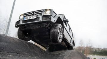 Mercedes-Benz Niederlassung Hamburg SUV-Vergleichsfahrt Ausfahrt AMG Stuttgart AUTOmativ.de Benjamin Brodbeck