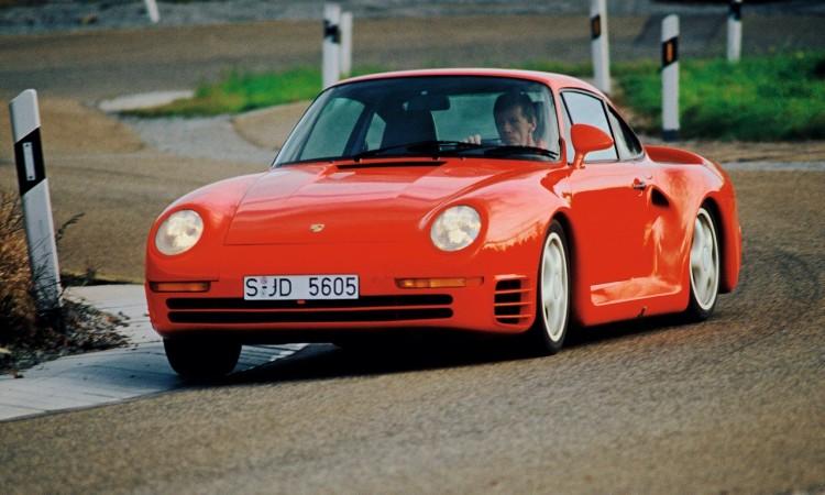 Porsche 959: Supersportwagen der Achtziger (2/3)