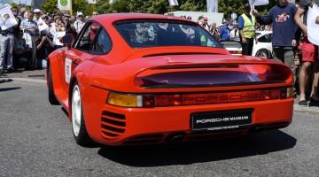 Porsche 959, Porsche und Ducktails, AUTOmativ.de, Tilman Brodbeck, Porsche, Porsche Supersportwagen, Porsche Turbo, Porsche 918 Spyder, Ducktail, Historie