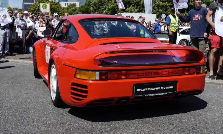 Porsche 959: Der Supersportwagen geht 1986 in Serie (3/3)