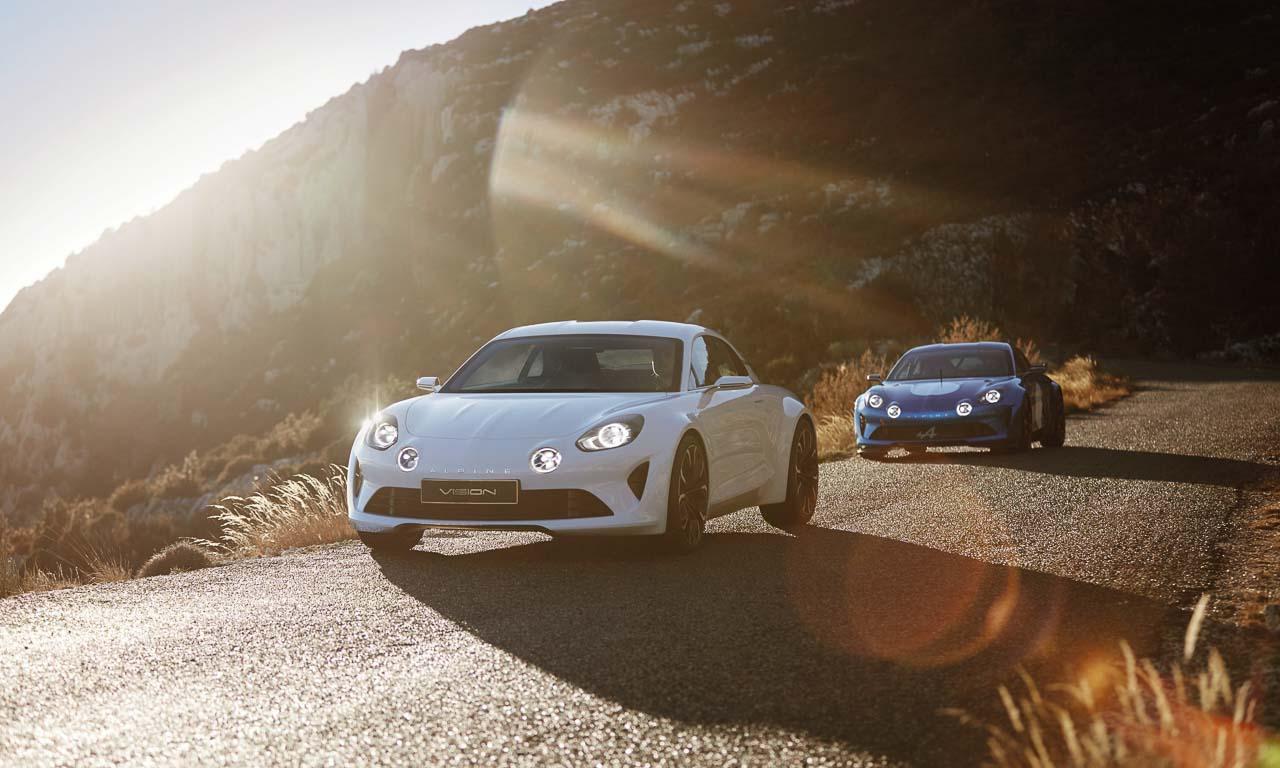 Renault Alpine Vision, Renault Alpine, Renault, AUTOmativ.de, Benjamin Brodbeck, Porsche Boxster, Alfa Romeo 4C, Supersportler