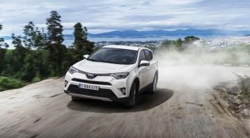 Toyota RAV4 (2016): Bilder, Preise und Technische Daten