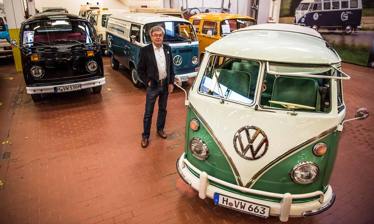 Der VW Bulli feiert 60. Geburtstag! Ein Besuch im Werk Hannover (1/2)