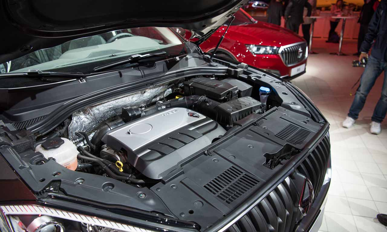 1Borgward BX5 Borgward BX7 LQ 22 - Borgward BX5: Neuschöpfung tritt gegen Audi Q5 und BMW X3 an
