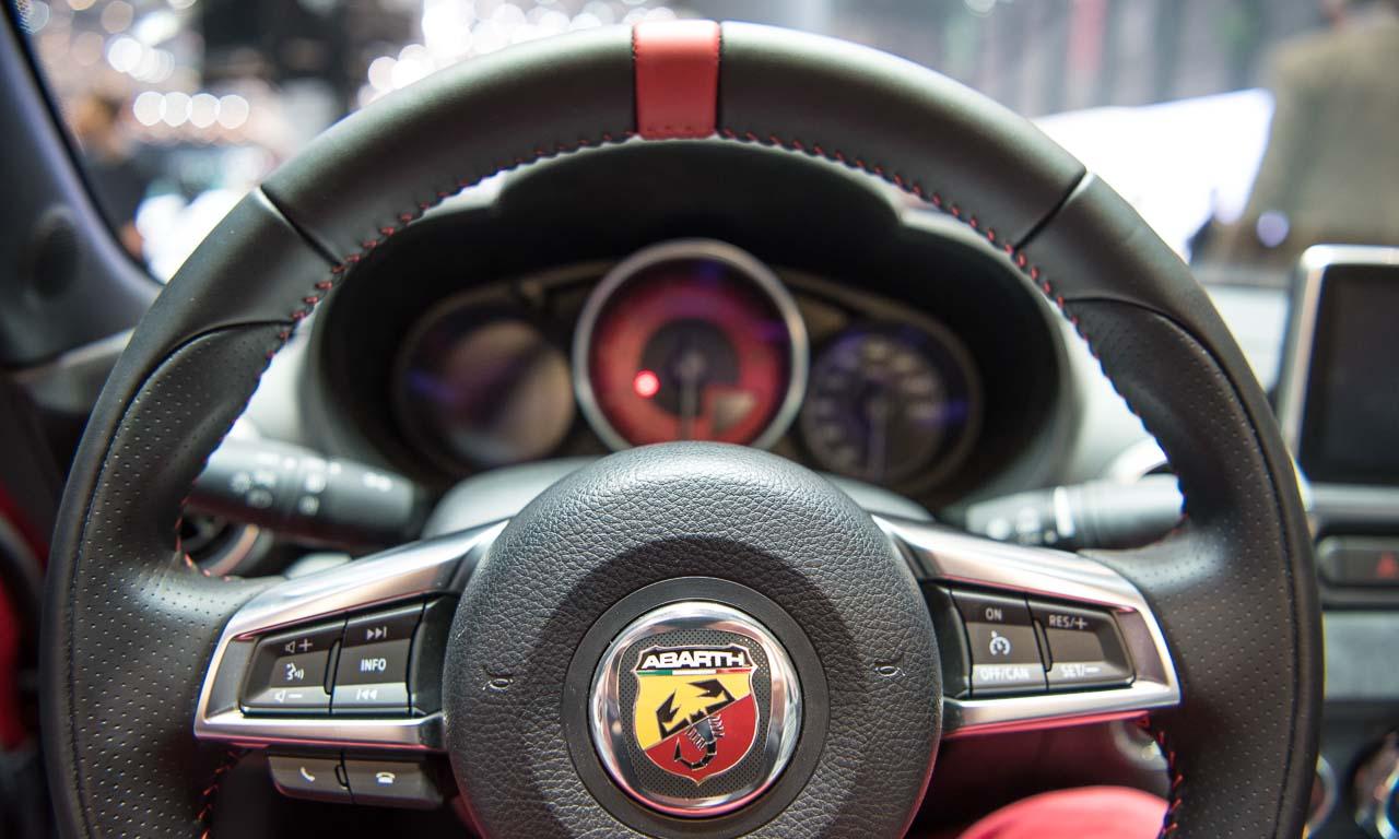 Sitzprobe Abarth 124 Spider: Italienischer MX-5 mit 170 PS für 40.000 Euro
