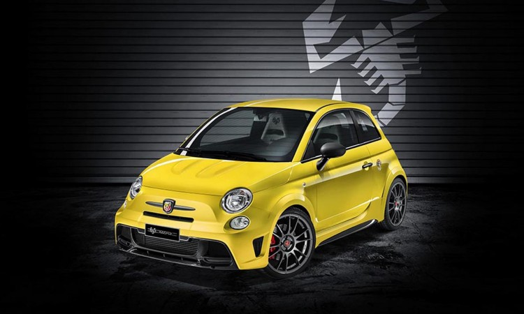 Abarth 695 record mit 170 PS!!!