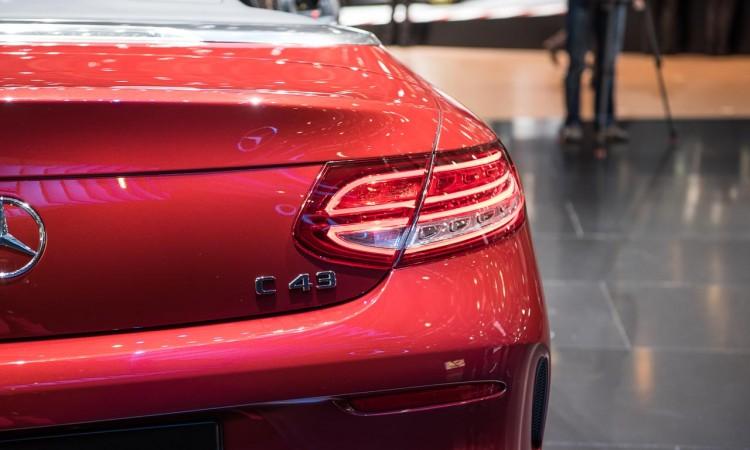 Mercedes-AMG C 43 Cabriolet: Freiheitsgefühl mit schwäbischem Understatement