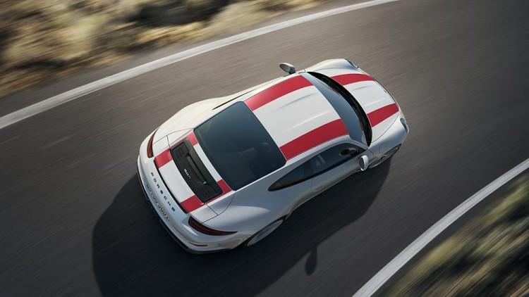 P16 0170 750x422 - Der Porsche 911 R ist leichter als der GT3 - Autosalon Genf 2016