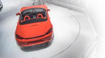 Porsche 718 Boxster: Die vierte Generation