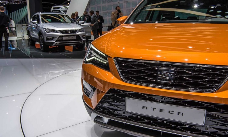 Seat Ateca: Stadt-SUV schon ab 19.990 Euro