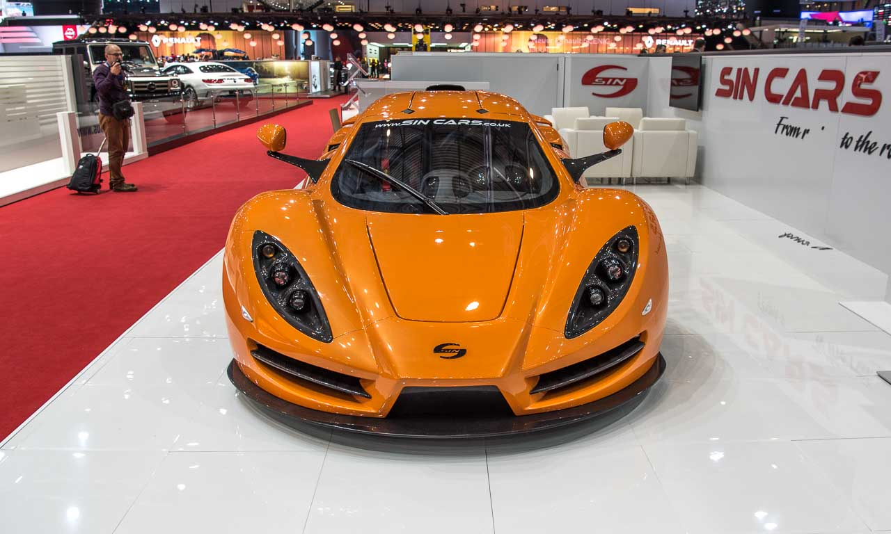Sin-R1-Sin-Cars-Bulgarien-Supersportwagen-Corvette-Chevrolet-Motor-AUTOmativ.de-Benjamin-Brodbeck-Autosalon-Genf-2016-Sin-R1-GT4