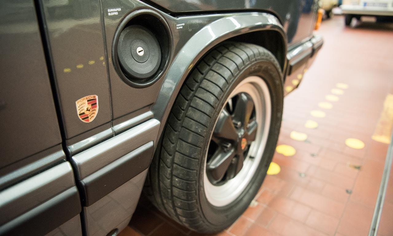 In Hannover steht ein Porsche-Bus! Grund genug für eine Bildergeschichte (2/2)