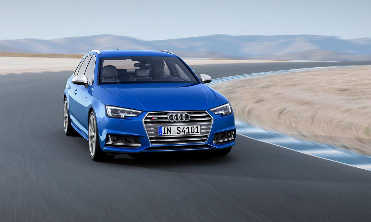 Audi S4 3 - Audi S4 Avant ab 61.150 Euro