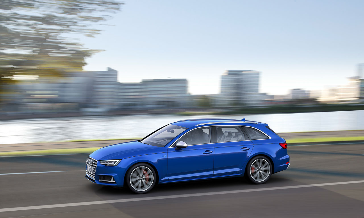 Audi S4 - Audi S4 Avant ab 61.150 Euro
