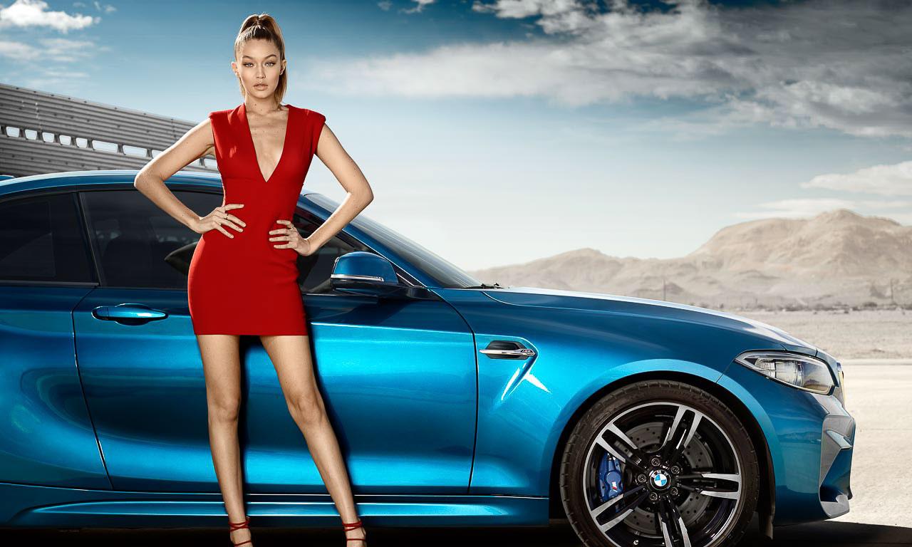 BMW-M2-Coupe-mit-Supermodel-Gigi-Hadid-in-Szene-gesetzt-Supercar-Supersportwagen-BMW-Porsche-Audi-AUTOmativ-Benjamin-Brodbeck