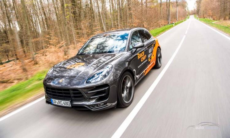 Chiptuning ja, nein? Porsche Macan Turbo von RaceChip im Test