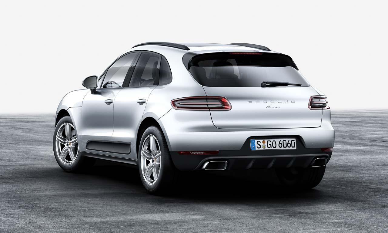 Porsche Macan Vierzylinder-2