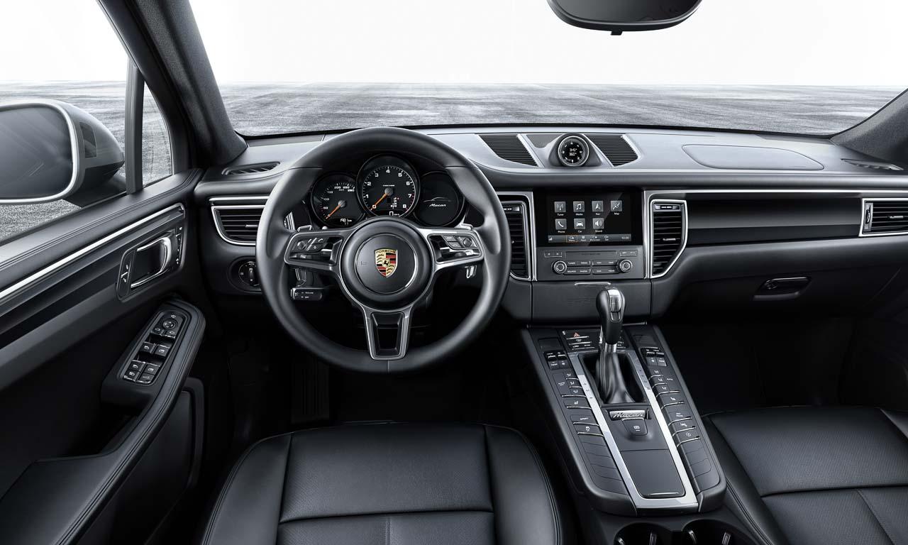 Porsche Macan Vierzylinder 3 - Den Porsche Macan jetzt mit Vierzylinder aus dem VW Golf - jetzt echt?!
