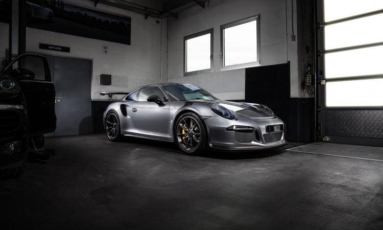 Porsche Carbonara – TechArt purisiert Porsche 911 GT3 RS