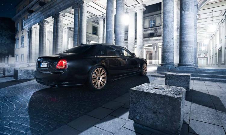 Breitbau-König Strosek hat mit einem Rolls-Royce Wraith wieder zugeschlagen
