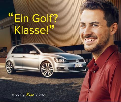 Golf Europcar 2