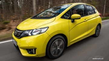 Fahrbericht Honda Jazz: Stadtraumwunder ab 15.990 Euro