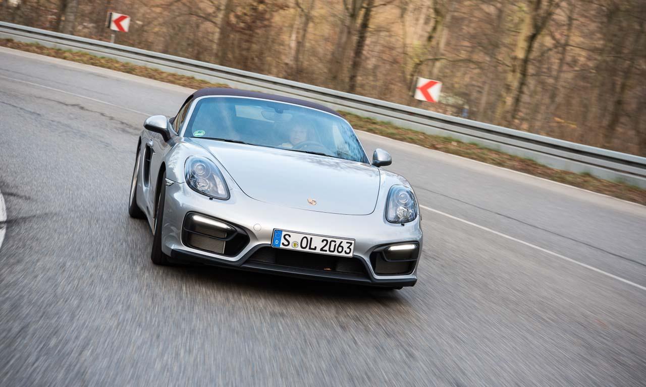 Porsche Boxster GTS im Fahrbericht - werden jetzt die GTS Modelle gefragter-2