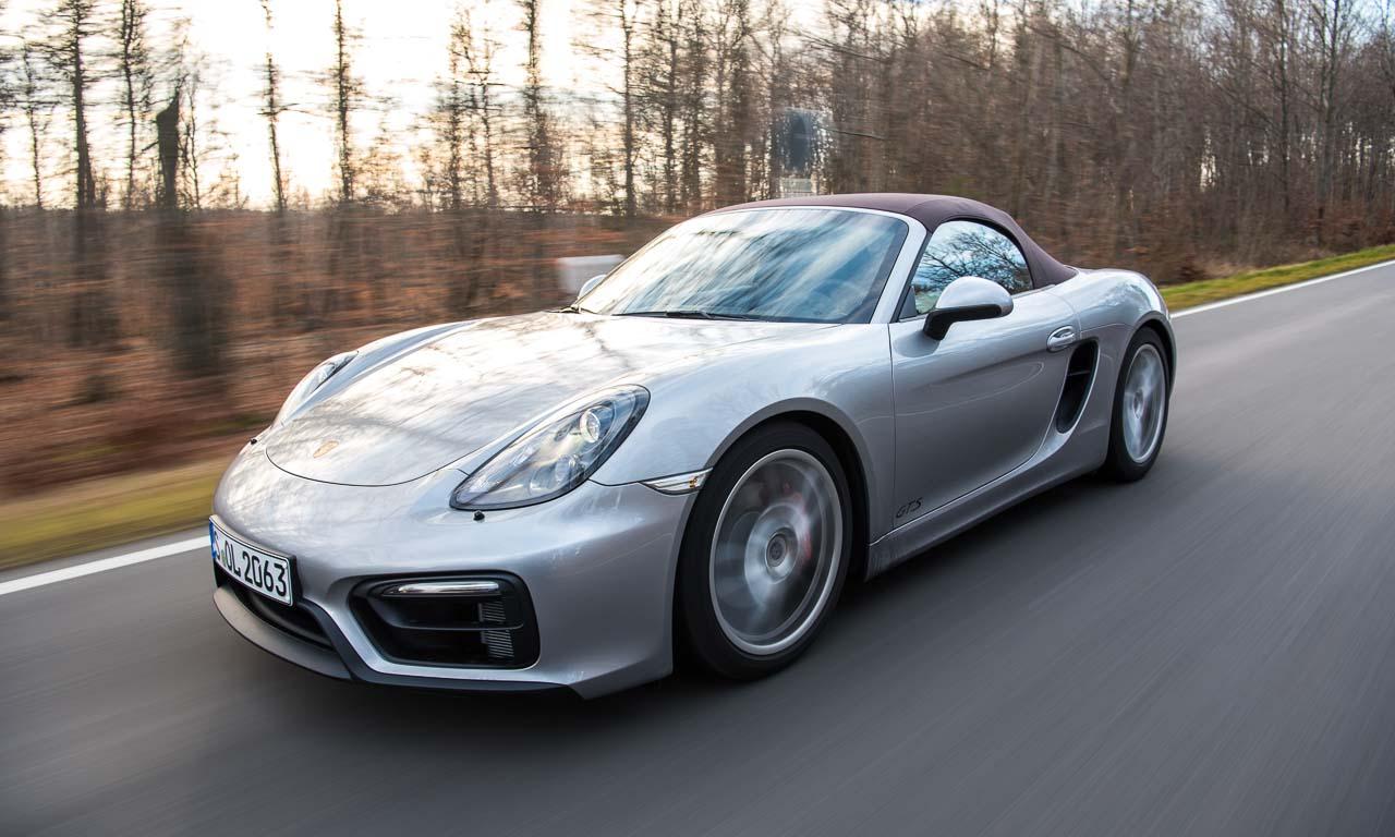 Porsche Boxster GTS im Fahrbericht - werden jetzt die GTS Modelle gefragter-6