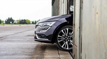 Renault Talisman Initiale Paris im zweiten Test: Vorsprung durch Lenkung
