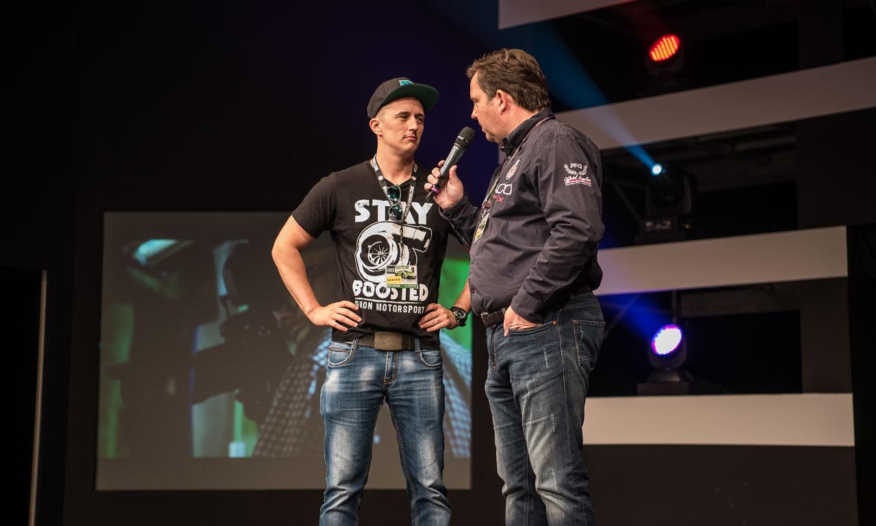 Bekannt aus Youtube: Franz Simon, der sich vor rund drei Jahren mit Simon Motorsport in Dubai selbstständig gemacht hat, arbeitet maßgeblich am neuen Miss Tuning Kalender 2017 mit