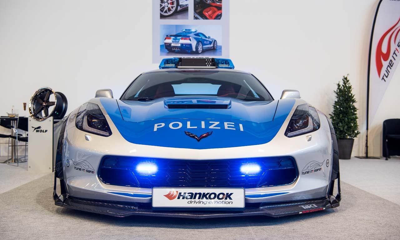 Tuning World Bodensee: Heisser als die Polizei erlaubt