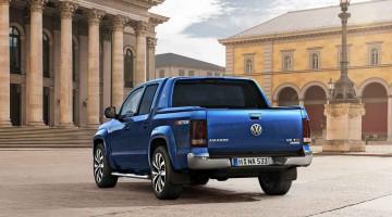 Neuer VW Amarok: Der Power-Premium-Pickup jetzt mit V6-Motor