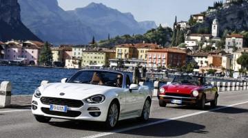 Der neue Fiat 124 Spider: Mal wieder eine Hommage