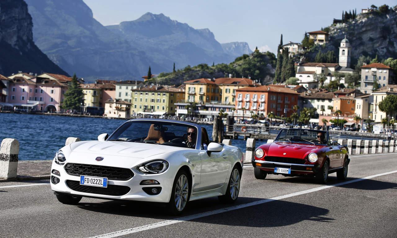 Fiat-124-Spider-Hommage-Abarth-BMW-Fiat-500-3.0CSL-SLS-Mercedes-AMG-300SL-Triumph-Mazda MX-5-AUTOmativ.de-StefanEmmerich
