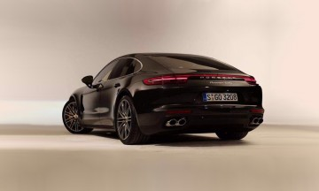 2017 Porsche Panamera Turbo Leak im Studio AUTOmativ Exklusiv