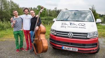Wenn ein Jazz Trio auf ein Internationales Musik-Festival reist – FIMU Belfort 2016