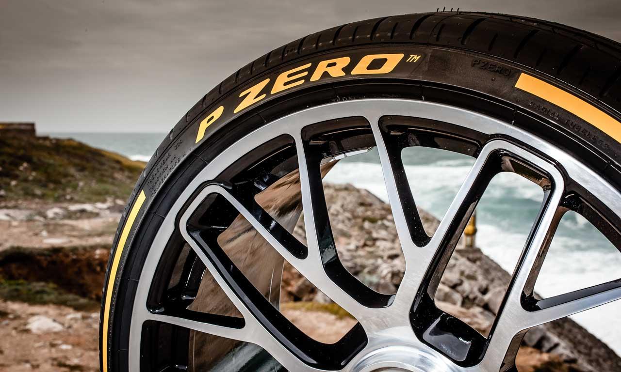 Neuer Pirelli P Zero-3