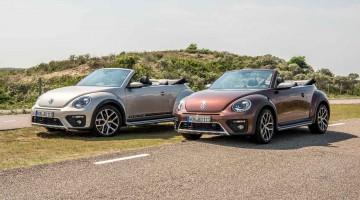 Der neue VW Beetle Dune ist eine Vermittlungsagentur für ein Stück Freiheit