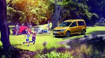 """Benötigt ein VW Caddy überhaupt den Zusatz """"Family""""?"""