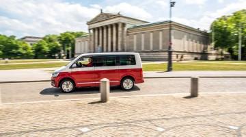 Fahrbericht: Gibt es einen cooleren Kleinbus als den VW T6 Multivan?