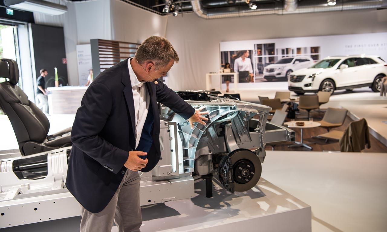 1Cadilac Material - Der neue Cadillac CT6 ist perlweißer Luxus zum fairen Preis - Fahrbericht
