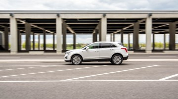 Fahrbericht Cadillac XT5: Neuer alter SRX zeigt noch mehr Kante