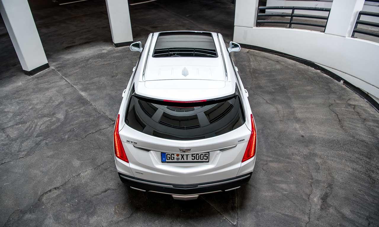 Cadillac XT5 Review Shooting am BER Berlin Flughafen AUTOmativ Benjamin Brodbeck 32 - Fahrbericht Cadillac XT5: Neuer alter SRX zeigt noch mehr Kante