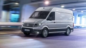 Der neue 2017 VW Crafter: Zu schön für einen Laster!