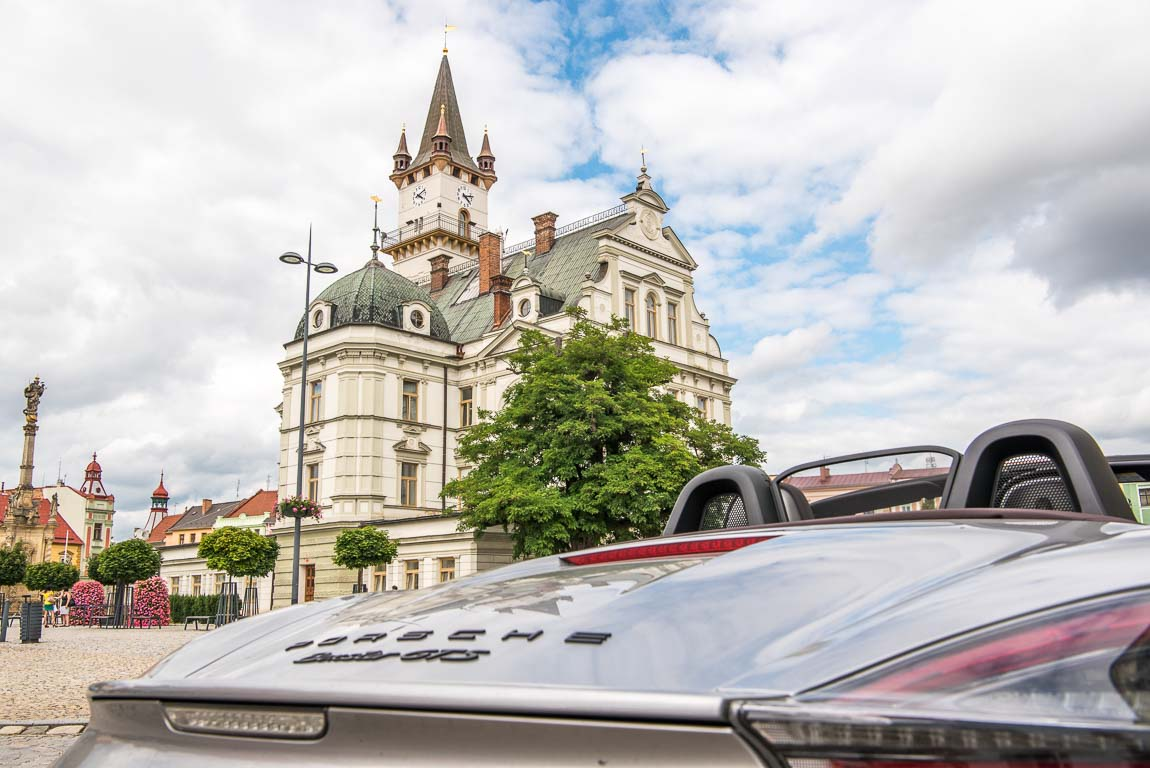 Ost-Europa-Tour Porsche Boxster GTS Stuttgart-Plzen-Prag-Bruenn-Olomouc-Wien-37