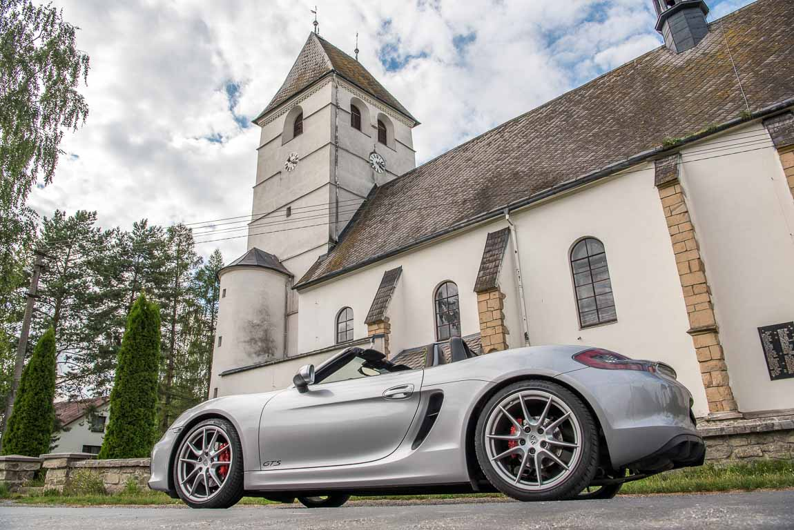 Ost-Europa-Tour Porsche Boxster GTS Stuttgart-Plzen-Prag-Bruenn-Olomouc-Wien-39